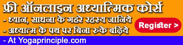 Free Online Courses by Yogaprinciple.com